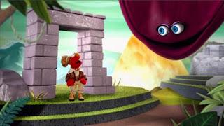 Elmo the Musical Guacamole the Musical, velvet, Sesame Street Episode 4415 Rosita's Abuela season 44