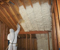 Residential Spray Foam Insulation by Southland Insulators