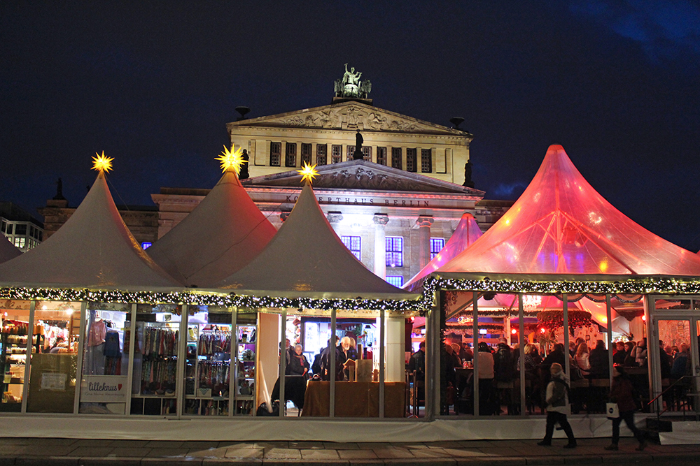 The best Christmas market in Berlin - travel & lifestyle blog