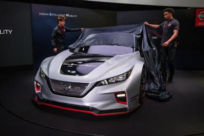 2019 Nissan LEAF NISMO RC