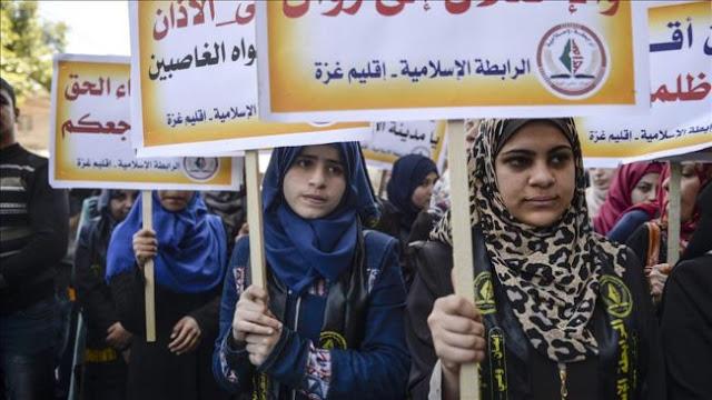 Adzan di Palestina Didenda US$ 2.600, Gaza: Adzan Kami Lebih Keras dari Tirani Anda!