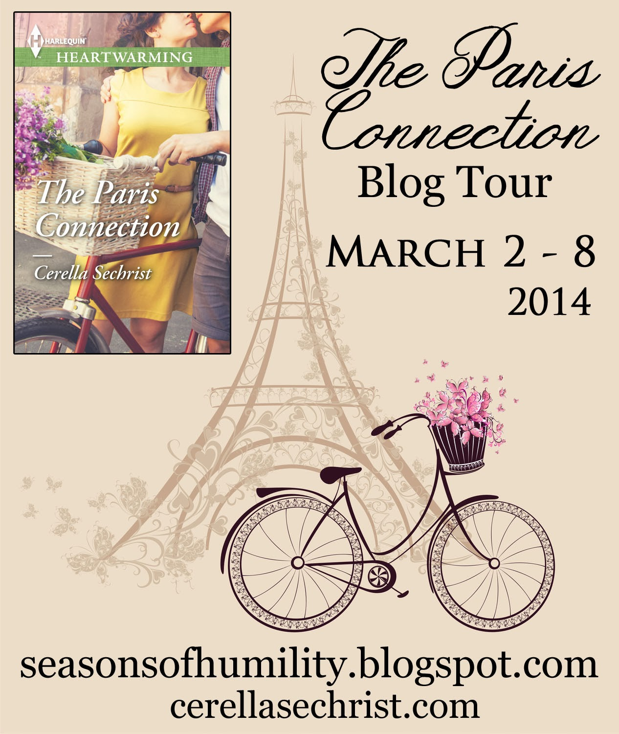 http://seasonsofhumility.blogspot.com/search/label/The%20Paris%20Connection%20Blog%20Tour