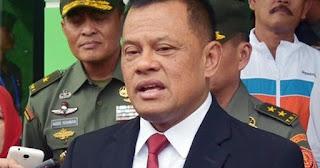 Bicara Soal Kebangkitan PKI, Jenderal Gatot: Saat Menjadi Panglima TNI, Saya Melihat Itu Semua