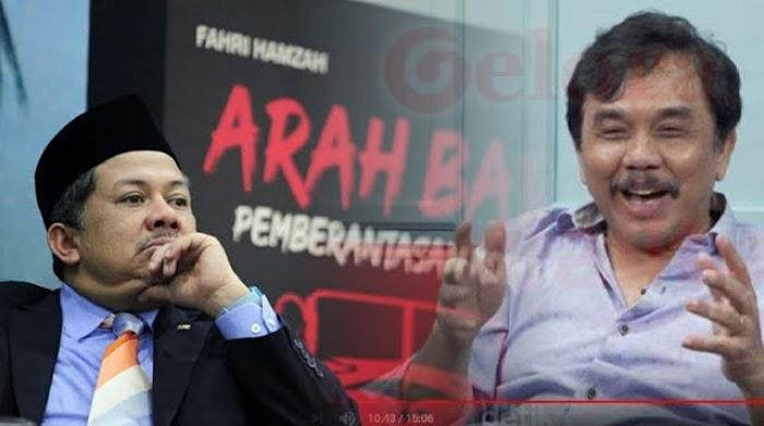 Deklarator KAMI: Yang Goblok sih Orang yang Percaya Fahri sebagai 'Pembawa Arah Baru'