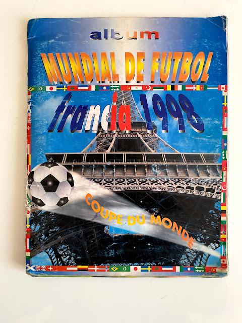 Album JRS Francia '98