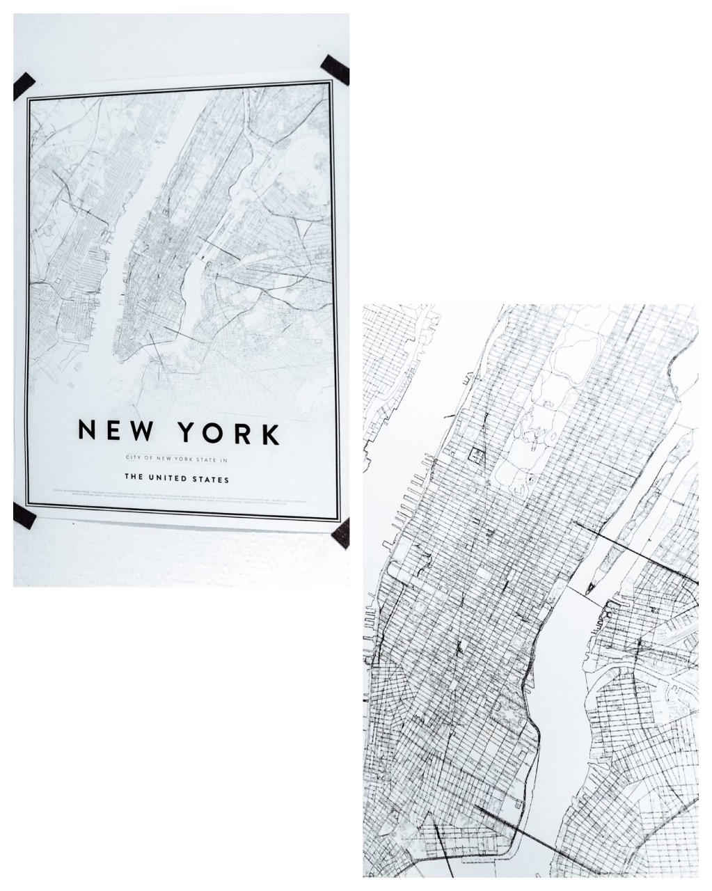 New york poster poster store