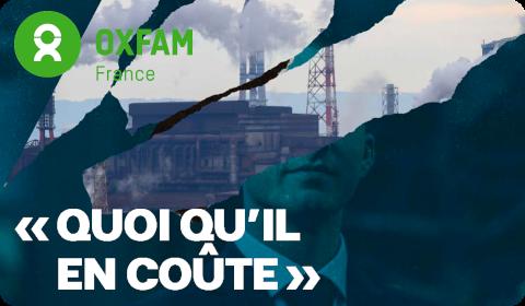OXFAM France – Quoi qu'il en coûte