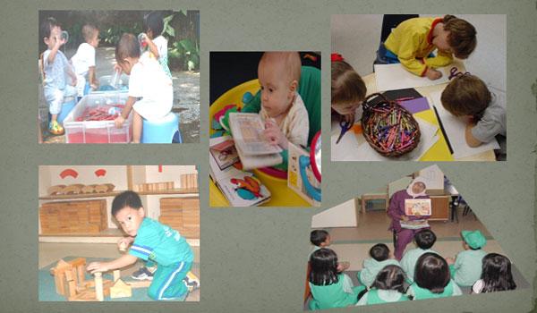 Contoh RPPH KB-A 2-3 Tahun Minggu 1-8 Semester 2 Kurikulum 2013