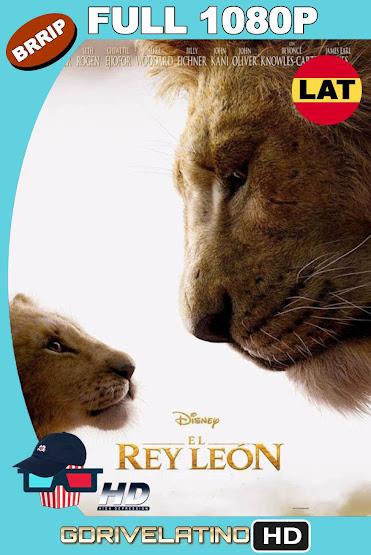 El Rey León (2019) BRRip 1080p Latino-Ingles MKV