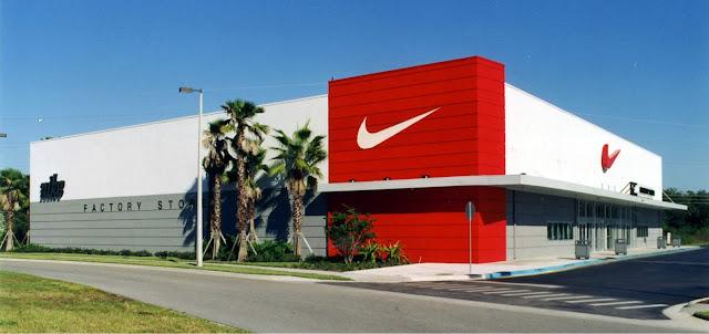 Lojas de marcas esportivas em Miami: Nike