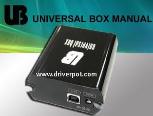 Universal-Box-USB-Driver