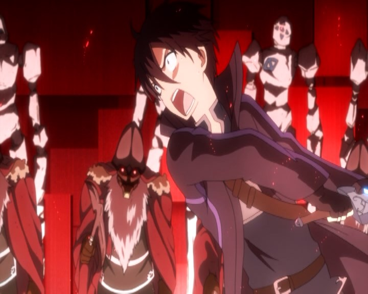 Sword Art Online Episodio 3 Mexico