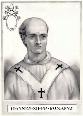 Pope John XII (955 to 964)