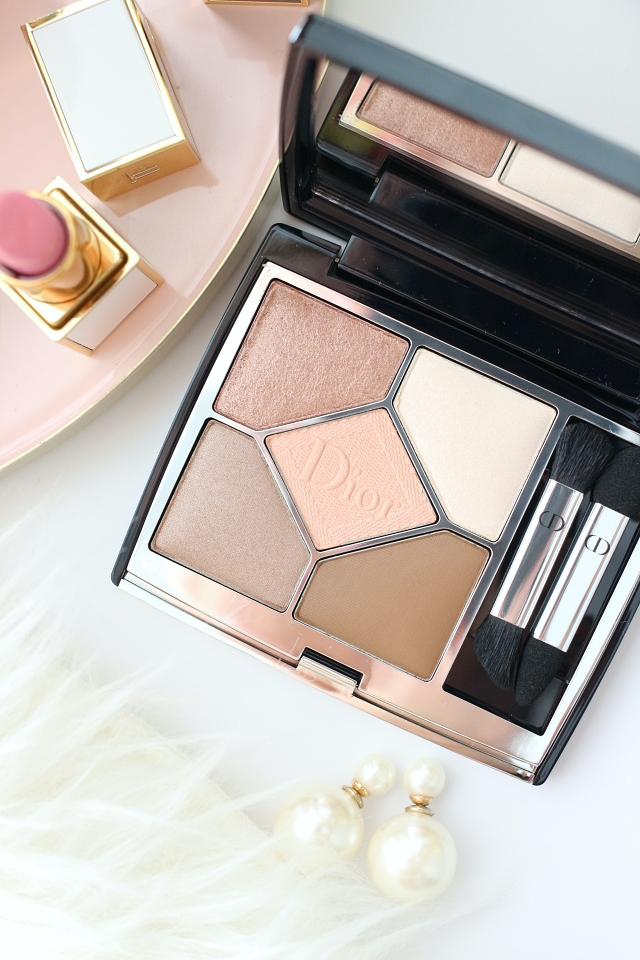 Dior 5 Couleurs Couture 649 Nude Dress