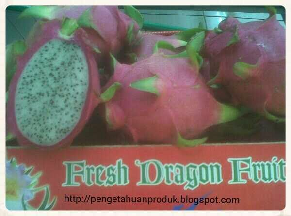 Buah Naga Putih, Dragon Fruit