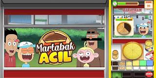 Mainkan Game Martabak Acil, Akses maingame.com