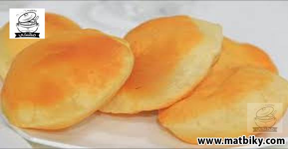 طريقة تحضير خبز البوريّ
