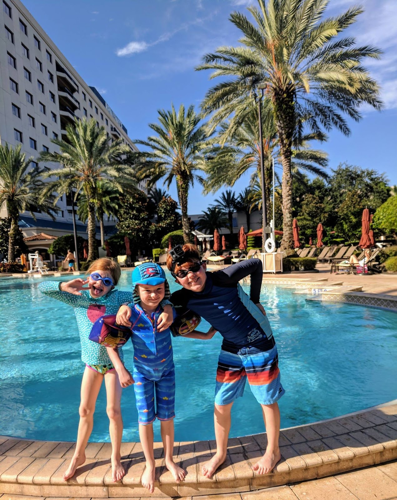 Family Travel Essentials for Long Haul Holidays with Tweens - Go Pro