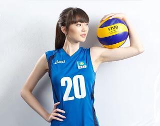 Foto Sabina Altynbekova pemain seksi