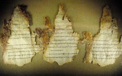 Estudo sobre o sal desvenda mistério antigo em torno do bem preservado Pergaminho do Mar Morto