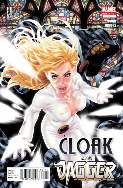 Review: Manto e Adaga Especial (Marvel Comics)