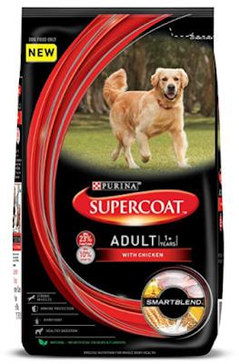 PURINA SUPERCOAT Adult Dry Dog Food