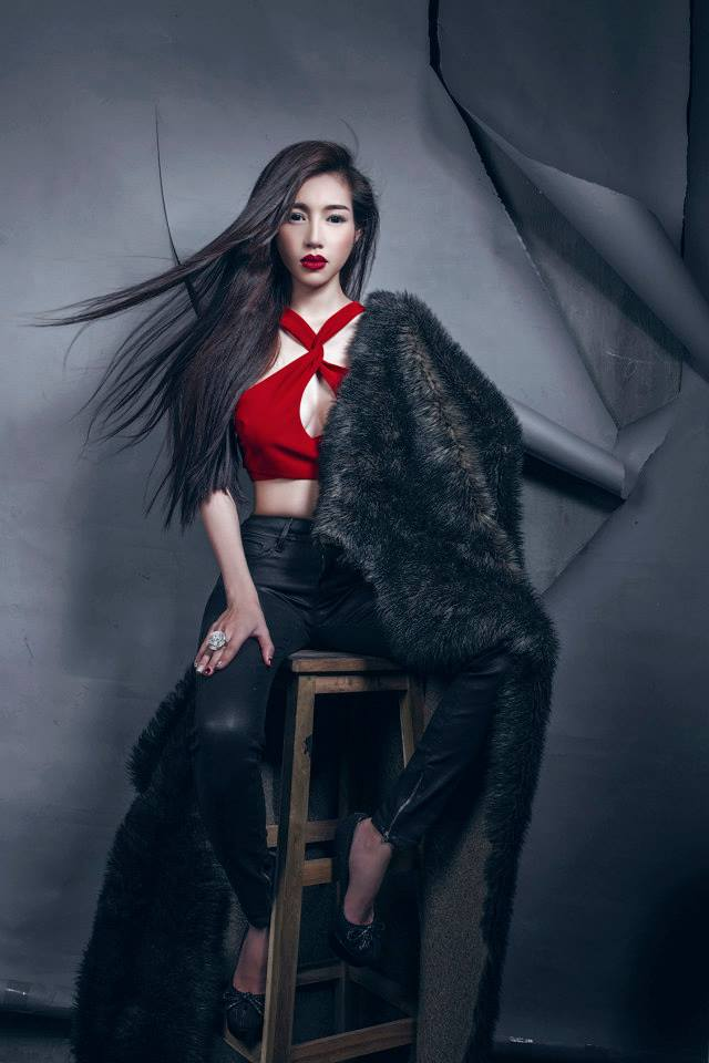 8 - Hot Model ELLY TRAN Beautiful Sexy