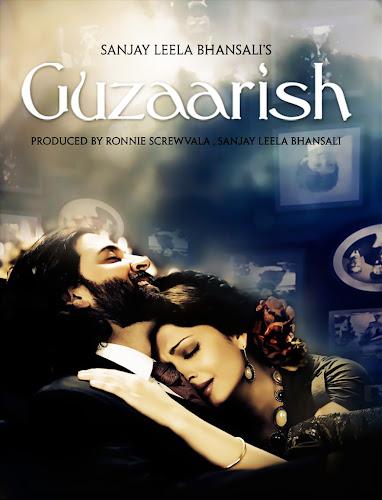 Guzaarish (2010) Movie Poster
