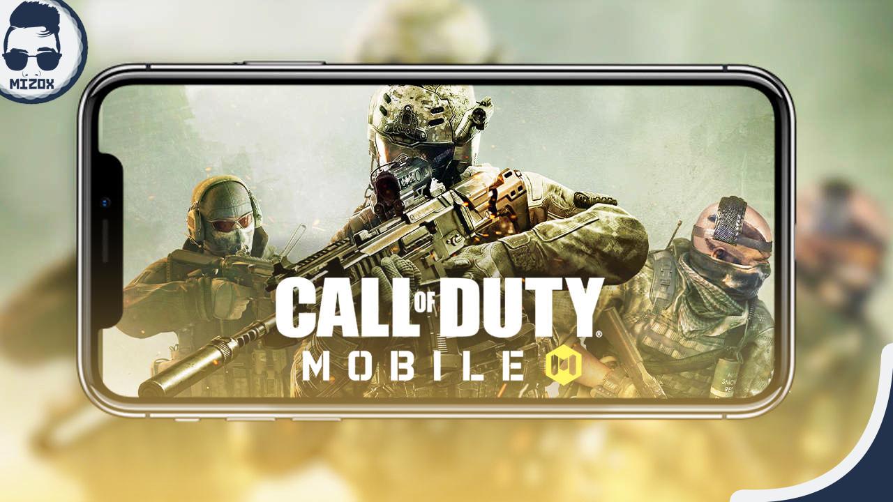 بابجي لم تمت بعد ... تجربتي للعبة COD mobile