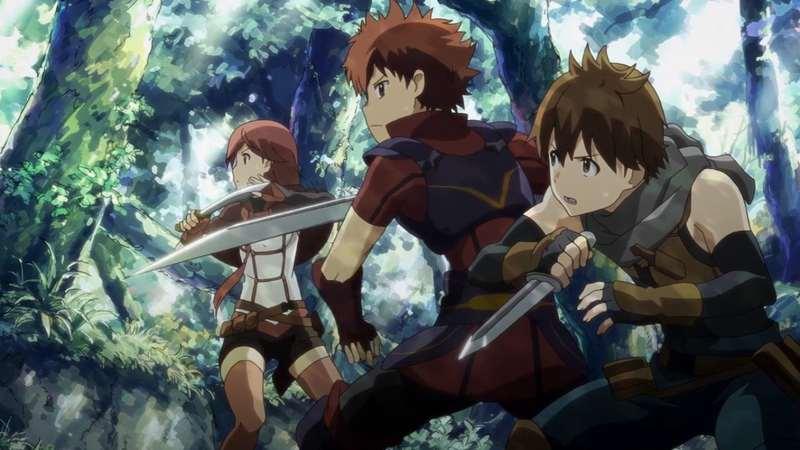 Anime isekai garapan A-1 Pictures