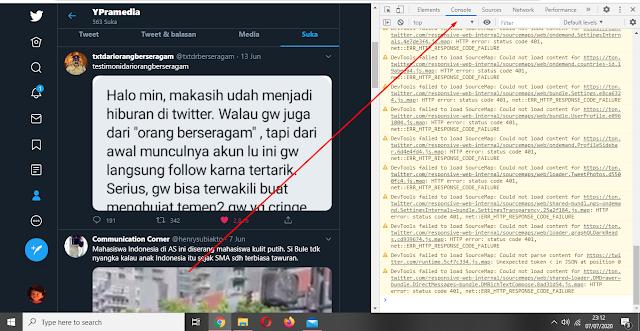 Cara Menghapus Semua Like Twitter Secara Otomatis