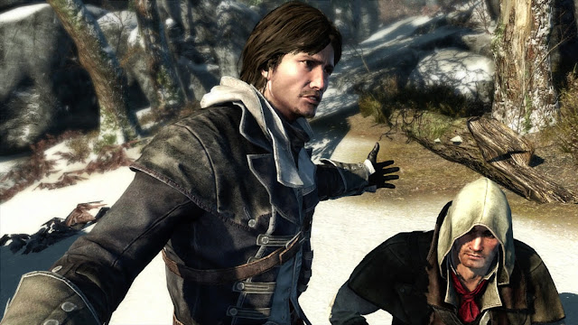 Assassin's Creed: Rogue - Xbox 360 - Captura 4
