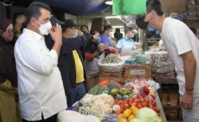 Sembako Menjelang Ramadhan, Gubernur Kepri Pastikan Stok Aman dan Harga Stabil