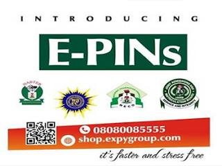 You can now purchase major Nigeria Examinations result checker PIN online, without leaving instantly at the comfort of your home.
