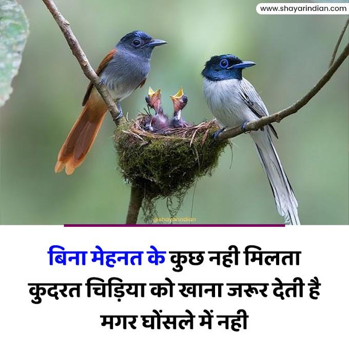 बिना मेहनत के कुछ नही मिलता - Anmol Vachan