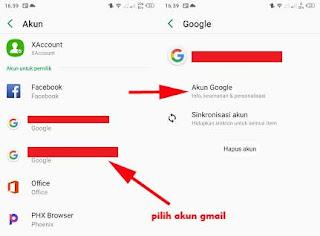 Cara Logout Akun Google Dari Perangkat Lain Lewat HP