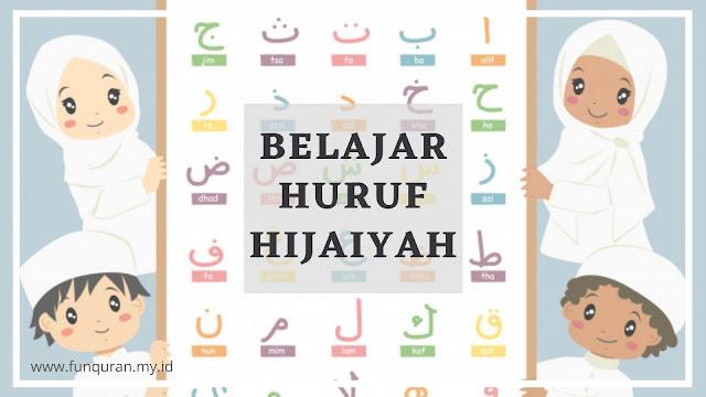 jumlah huruf hijaiyah