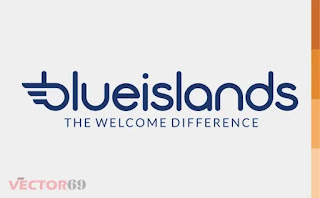 Blue Islands New 2020 Logo - Download Vector File AI (Adobe Illustrator)