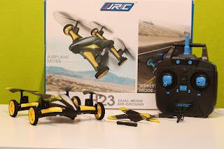Spesifikasi Drone JJRC H23 - OmahDrones