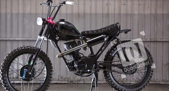 modifikasi Honda CB