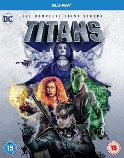 Titans – Temporada 1 [2xBD25] *Con Audio Latino