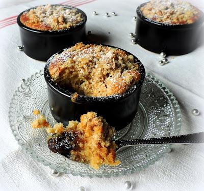 Mincemeat & Orange Muesli Muffins