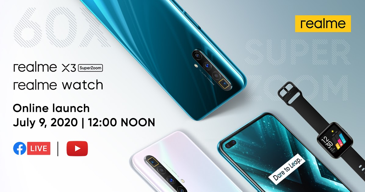 Realme Philippines Ready To Disrupt Flagship Segment Launches