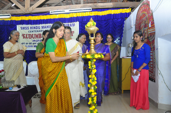 Kerala, Thiruvananthapuram, News, Education, History, Anniversary celebration in Poojappura Hindu Mahila Mandir