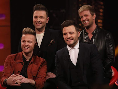 Westlife is back with new single Hello My Love