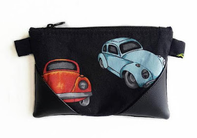 Volkswagen Beetle Purse