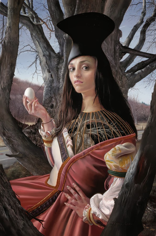 Paintings by David Michael Bowers