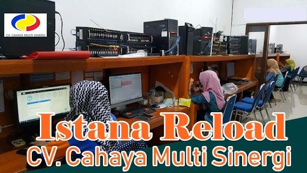 Server Istana Pulsa CV Cahaya Multi Sinergi Distributor Pulsa Elektrik Termurah Saat Ini