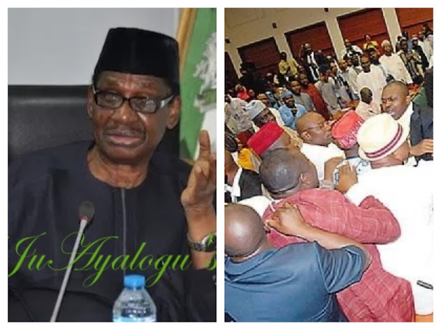 Shameless Nigerian Senators Are Asking For Cloths As If They Arrived Abuja Naked — Prof Itse Sagay fires on