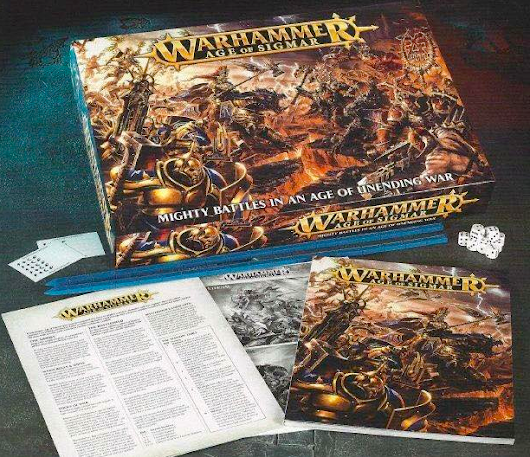 Warhammer Fantasy: A Fate As Old As Time